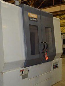 2002 Mazak u4800