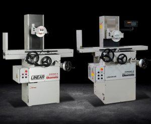 Linear B Series Manual Feed Surface Grinders