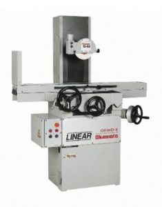 Linear B Series Manual Feed Surface Grinders