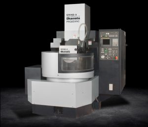 PRG-DXNC Series CNC Control Rotary Surface Grinders